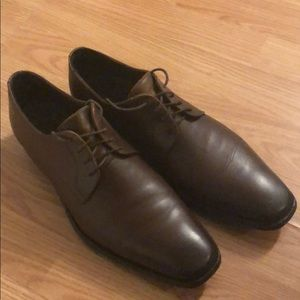 Man shoes brown 8,5